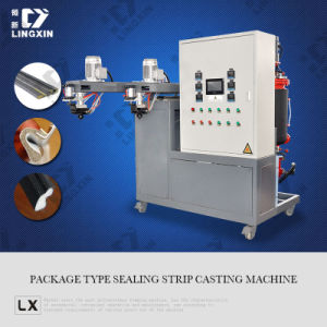 Two Dimensional Polyurethane Sealing Forming Machine pictures & photos