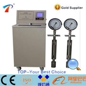 Oil Saturated Vapor Pressure Testing Instrument (TP-8017) pictures & photos