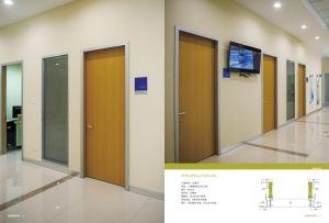 Aluminum Alloy Door MDF Hospital pictures & photos