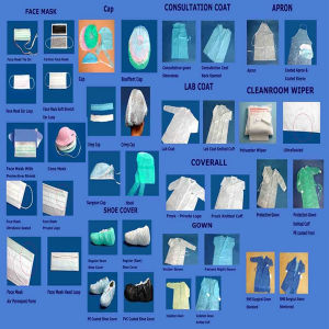 100% Virgin Polypropylene Fiber for Disposable Medical Products pictures & photos