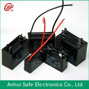 3UF 450V AC Cbb61 Fan Energy Saver Capacitor pictures & photos