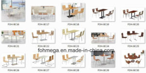 Modern School Canteen Restaurant Set Furniture for Sale pictures & photos