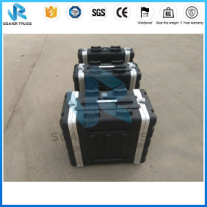 Handle Style Easy Carry Black Striped ABS Aluminum Tool Case pictures & photos