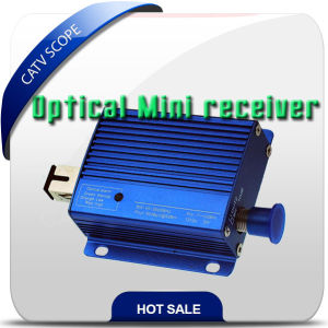 High Performance FTTH Optical Receiver / FTTH Mini Optical Receiver