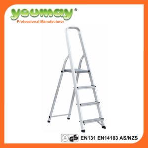 En131 Approved Aluminum Ladder Af0304A