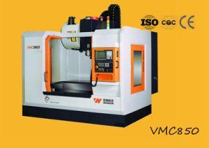 Vmc850 Vertical Machining Center pictures & photos