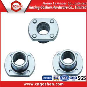 OEM Customized Steel Weld Nut/ T Weld Nut/ Round Weld Nut pictures & photos