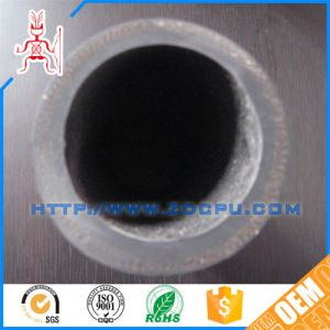 Extruded High Density EPDM Foam Rubber Pipe /Sponge PU Polyurethane Tube pictures & photos