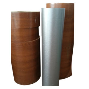 Anti-Aging Mambrance PVC Film for Window/ Doors/ PVC Sheet/ Panesl pictures & photos