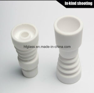 in Stock Ceramic Nail 14mm & 18mm Glass Male Glass Bowls Smoking Accessories Thick Smoking Glass Water Pipe Hookah Hand Blown Heady Tobacco Bubbler Wholesale pictures & photos