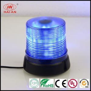 Amber and Blue Flashing Waning Beacons Magnet Beacon Lights for Cars pictures & photos