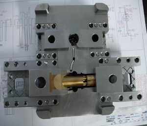 High Quality Plastic Injection Mould (ISO9001 certification)