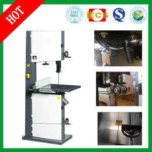 Mj344e Cabinetwork Band Saw Vertical Band Saw Machine for Woodworking pictures & photos