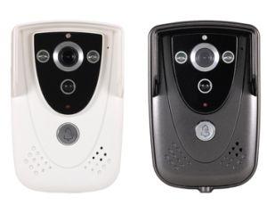 WiFi Video Doorbell Phone APP Cameras Ring Security Smart Electric GSM Front Door Bell pictures & photos