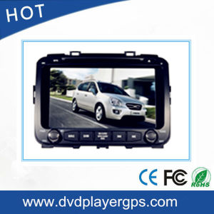 8 Inch Two DIN Car DVD for KIA Carens pictures & photos