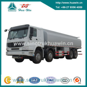 Sinotruk HOWO 8X4 Refueling Truck pictures & photos