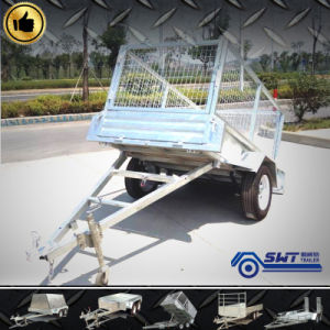 China Pragmatic Light Duty Trailer on Sale (SWT-BT74-L) pictures & photos