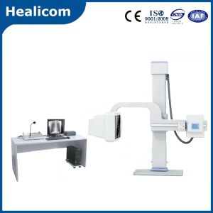 Hdr-8200 Ce Approved High-Frequency CCD Digital X-ray Machine System pictures & photos