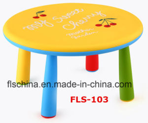 Plastic Children Tables with Eco-Friendly Material pictures & photos