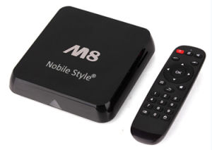 Android TV Box S812 A9 Quad Core 2GB/8GB pictures & photos