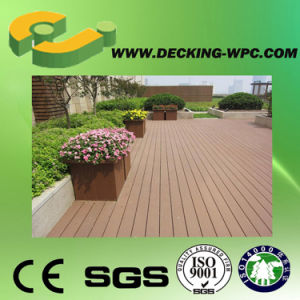 Cheap Europe Standard Outdoor WPC Decking pictures & photos