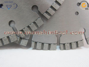12′′ Green Concrete Cutting Diamond Saw Blade pictures & photos