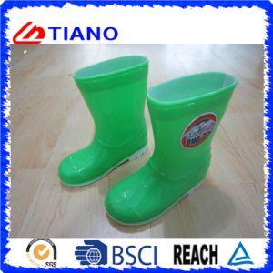 Conspicuous Green Colour Men Boots (TNK60025) pictures & photos