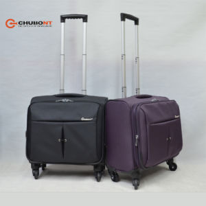 Chubont Hot Sell Carry-on Paded 16 Inch Laptop Trolleycases pictures & photos