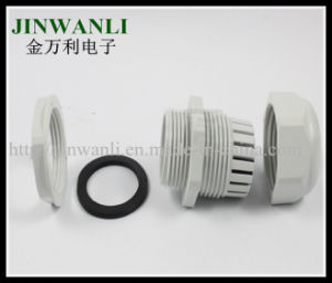 Pg13.5 Waterproof Plastic Cable Gland pictures & photos