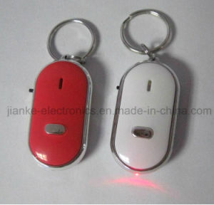 Whistle Keyfinder Keyring with Logo Printed (5022) pictures & photos