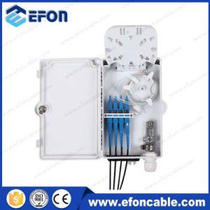 Cheap FTTH Mini PLC Splitter Fiber Optic Terminal Box (FDB-04B) pictures & photos