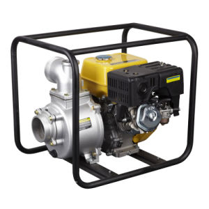 CE 4inch 9.0HP 100mm Gasoline Water Pump (WH40CX) pictures & photos