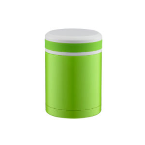 18/8 Stainless Steel Vacuum Food Containers for Children pictures & photos
