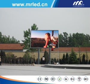 Mrled Full Color RGB Outdoor LED Display / LED Screen Board (CE& RoHS& CCC) pictures & photos