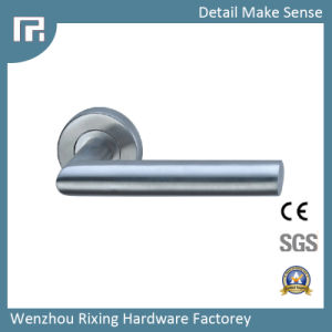 High Quality Stainless Steel Lock Door Handle Rxs37 pictures & photos