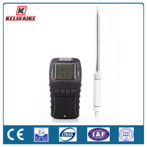 Ce Approved Portable Indoor Gas Detecting 4 in 1 Gas Detector pictures & photos