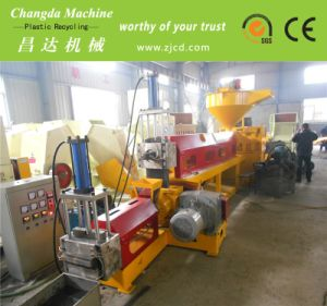 Pet/PP/PE Pelletizing Recycling Line pictures & photos