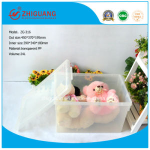 Materials Top Quality Portable Plasticstorage Box/Finishing Box pictures & photos