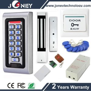 2000 Users Standalone Keypad RFID Card Access Control System pictures & photos