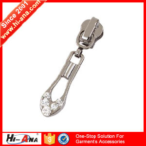 OEM Custom Made Top Quality High Quality Metal Zipper Pulls pictures & photos