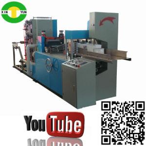 High Speeding 1/6 Folding Napkin Machine, Table Napkin Machine, Napkin Paper Machine pictures & photos