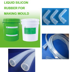 Two Components Mould Making Silicone Sealant Liquid Silikon Rubber with FDA, EU, LFGB pictures & photos