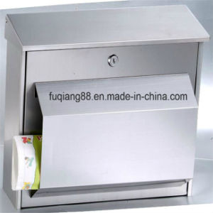 Fq-107 Light-Capacity Stainless Steel Mailbox pictures & photos