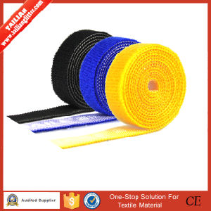 2016 Tailian High Quality Nylon Color Hook and Loop pictures & photos