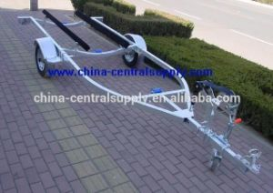 Wholesale Buy Manufacturer Made Steel Galvanized 4.7m Boat Trailer (CT0101) pictures & photos