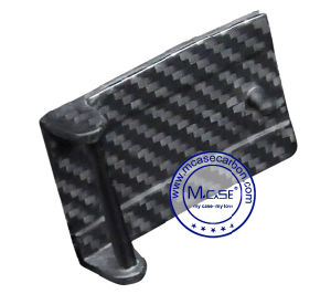 Western Customized-Shaped and Design Carbon Fiber Belt Buckles Fashion Style Newest Buckles pictures & photos