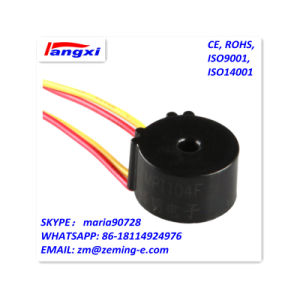 2mA/2mA Current-Type Voltage Transformer/ Mini Flying Wires ZMPT104F pictures & photos