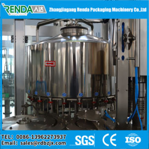 Automatic Liquid Bottle Filling Machine / Water Bottling Machine pictures & photos