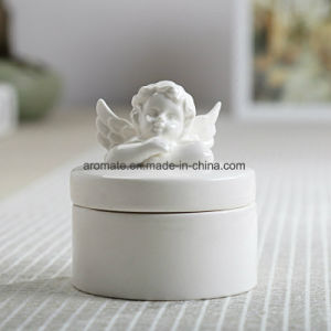 Different Models White Ceramic Jewelry Storage Box (CC-19) pictures & photos