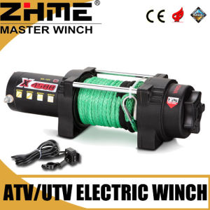 ATV 4500lbs 12V Spooling Winch pictures & photos
